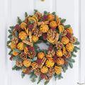 Karácsonyi készülődés 2017: Rusztikus, természetes dekorációk