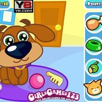 Puppy Slacking game