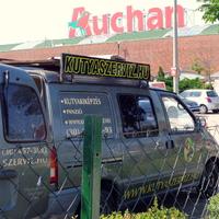 205-06-13 Auchannál tartott bemutató fotói