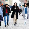 Street Style a New Yorki Divathétről I.