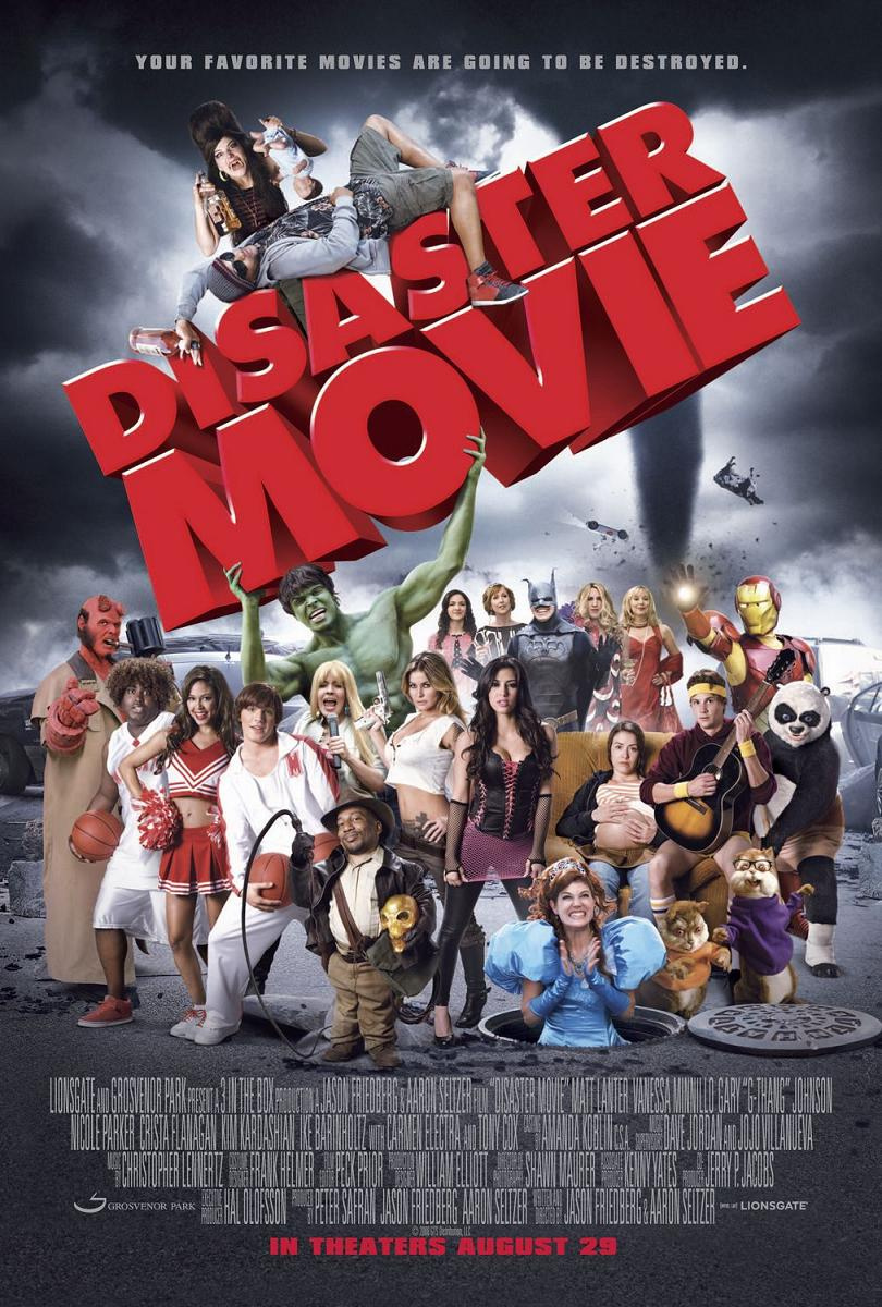 Katasztr�fafilm - Disaster Movie