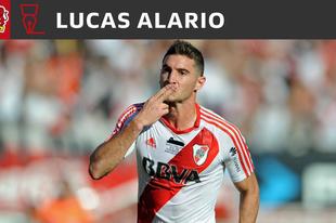 Lucas Alario Németországban