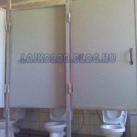 Publikus WC!