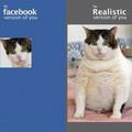 Facebook profilkép vs Valóság