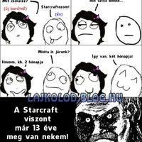 Starcraft vagy barátnő?