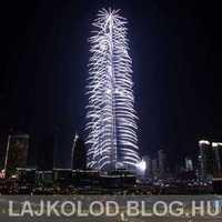 A világ legnagyobb felhőkarcolója