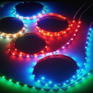 Kör LED szalag