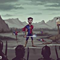 Messi egymaga elég lehet Zidane Realja ellen?