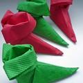 Origami szalvétából - 2. rész
