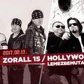 Holnap este Zorall és Hollywood Rose a Barba Negrában