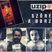 Különleges EP-t adott ki az Uzipov, amit a Lángolón lehet először meghallgatni