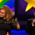 Adele és az ő középső ujja nyert a Brit Awardson