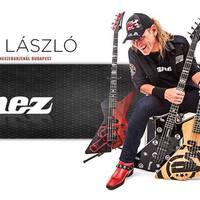 Ibanez Destroyer bemutató és dedikálás Lukács Lacival jövő csütörtökön