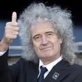 Brian May rákos lehet
