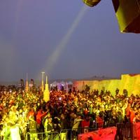 Muzulmánokkal buliztunk a sivatagban - A Sound Of Sahara Tunéziában