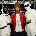 Itt a harmadik közös Pharrell Williams-Daft Punk-dalhoz is a klip