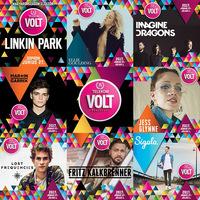 Imagine Dragons és Ellie Goulding a Volton