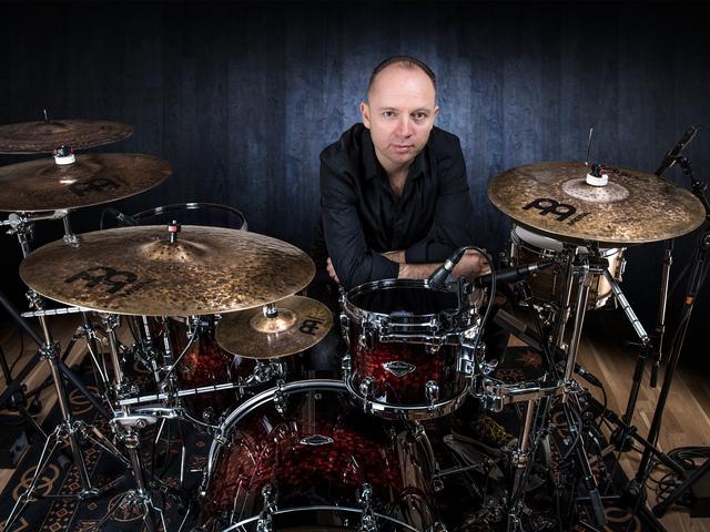 A Meinl Cymbals endorsere lett Szendőfi Péter