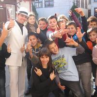 A PASO zenéjére csengetnek ki egy debreceni iskolában