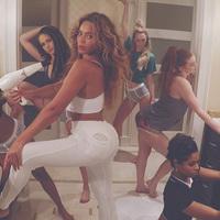 Kegyetlenül cuki az új Beyoncé-videó