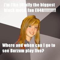 Burzum Live