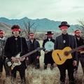 Latinos desert blues a mexikói határ mellől - Xixa-koncert a Dürer Kertben