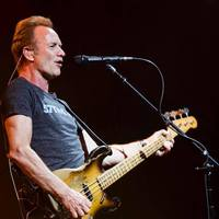Sting Budapesten is bemutatja legutóbbi lemezét