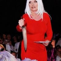 Debbie Harry lemészárolta saját magát