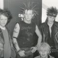Svéd punklegendák Budapesten - Crude SS-interjú