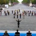 Így hallgat Daft Punkot Donald Trump és Emmanuel Macron