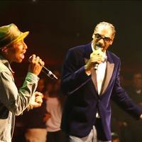 Nagyon laza Snoop Dogg Pharrell Williamsszel közösen összerakott új albuma