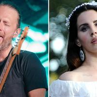 A Radiohead nem is perelte be Lana Del Reyt