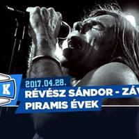 A Track helyett a Barba Negrában lesz a Révész-Závodi koncert pénteken