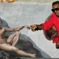 Még Kóbort is ellopta Kanye West