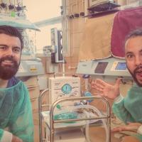 Koraszülött-újraélesztőt adományoztak a Gumizsiráf szervezői