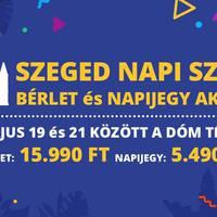 Nagy SZIN kedvezmény Szegeden