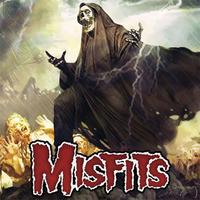 Az új Misfits-lemez borítója