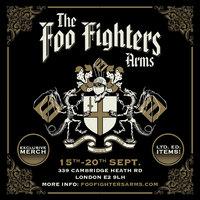 Öt napra kocsmát nyit a Foo Fighters Londonban
