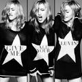 Madonna évtizedekkel fiatalabb új lemezborítóján