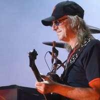 Glenn Tipton is színpadra állt a Judas Priesttel a Sweden Rock Festivalon