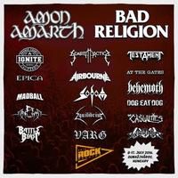 Bad Religion és At The Gates a Rockmaratonon