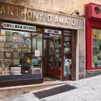 Bemutatjuk a 132 éves máltai D'Amato Recordsot, a világ legrégebbi lemezboltját