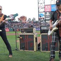 Így játssza a Metallica az Amerikai Egyesült Államok himnuszát