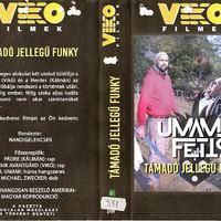 Támadó jellegű funky - Umami Fétis-klippremier