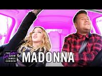 Ezúttal Madonna karaokézott James Cordennel