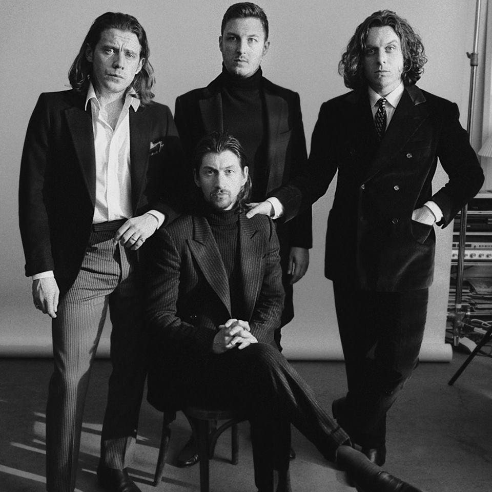 Nem lesz felvezető kislemez az új Arctic Monkey-album előtt
