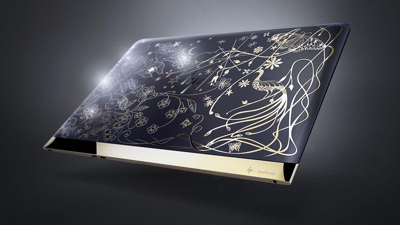 hp arany rajzolt laptop