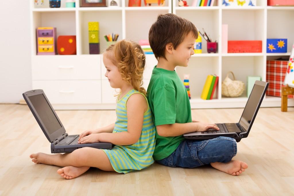 laptop gyerek