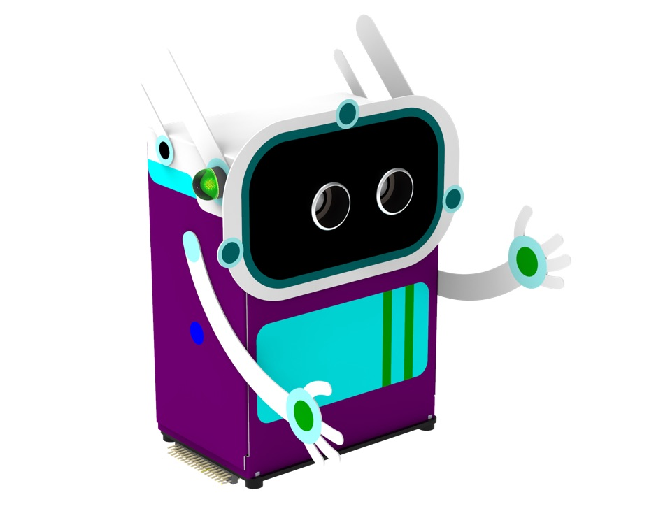 pi top okos robot