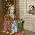 Mátyás király, Pannonius és a pápa heréi